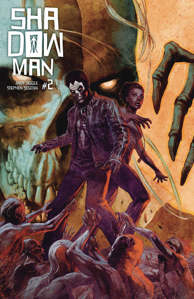 Shadowman (2018) #02 (Renato Guedes Variant)