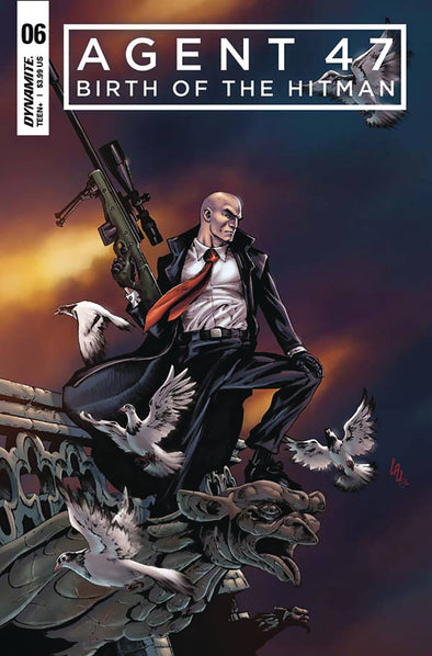 Agent 47: Birth of a Hitman (2017) #06