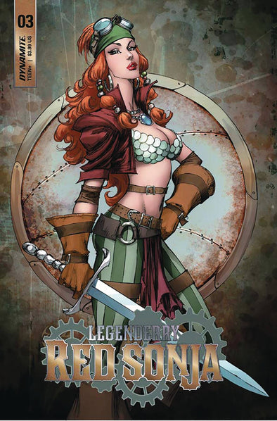 Legenderry Red Sonja (2018) #03