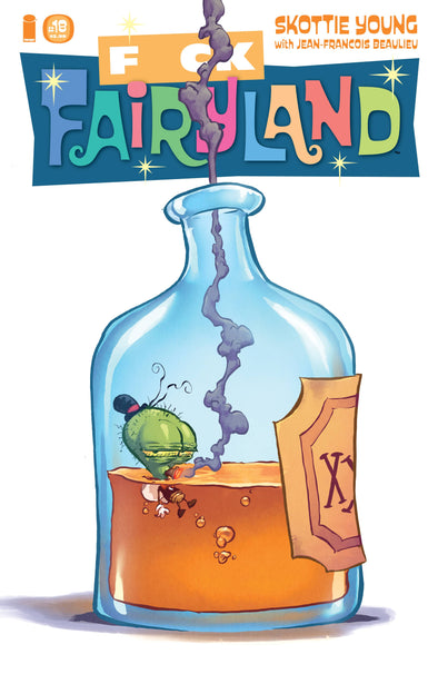 I Hate Fairyland (2015) #18 (F*** Fairyland Variant)