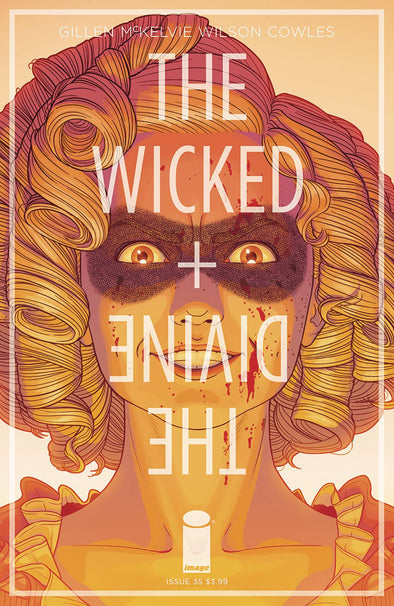 Wicked & Divine (2014) #35
