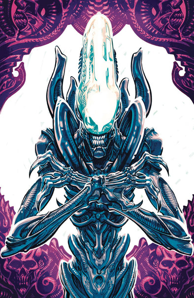 Aliens: Dust to Dust (2018) #01 (D'anda Variant)