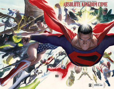 Absolute Kingdom Come HC