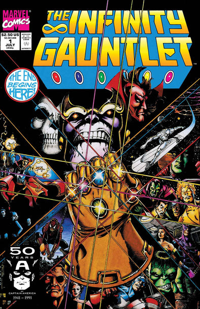 True Believers: Infinity Gauntlet #01