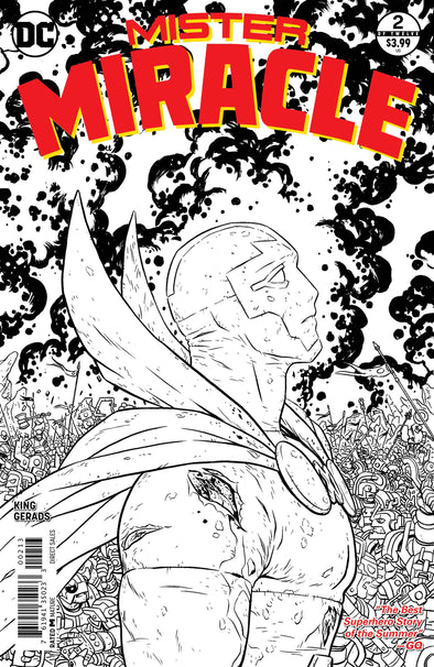 Mister Miracle (2017) #02 (3rd Printing)