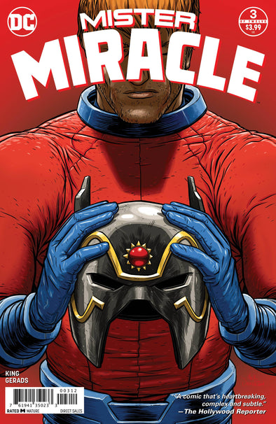Mister Miracle (2017) #03 (2nd Printing)