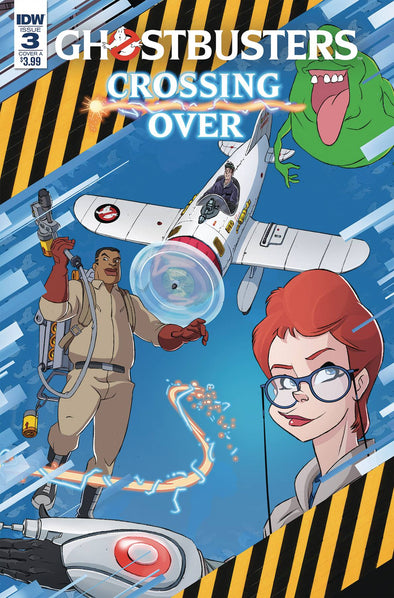 Ghostbusters: Crossing Over (2018) #03