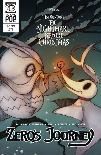 Nightmare Before Christmas: Zero's Journey (2018) #01