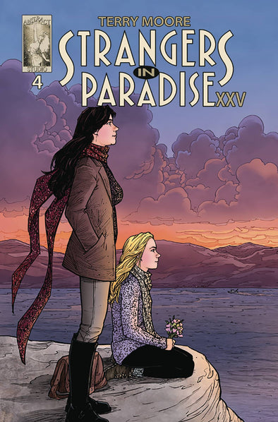 Strangers in Paradise XXV (2018) #04