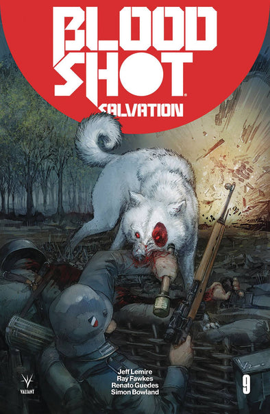 Bloodshot Salvation (2017) #09