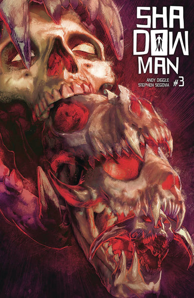 Shadowman (2018) #03 (Renato Guedes Variant)
