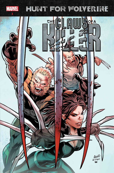 Hunt For Wolverine: Claws of a Killer (2018) #01