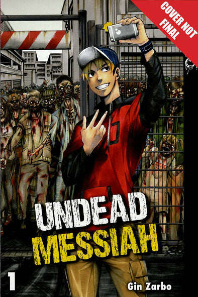Undead Messiah TP Vol. 01
