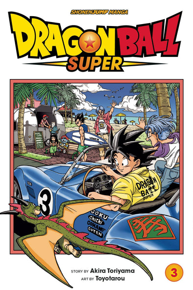 Dragon Ball Super TP Vol. 03