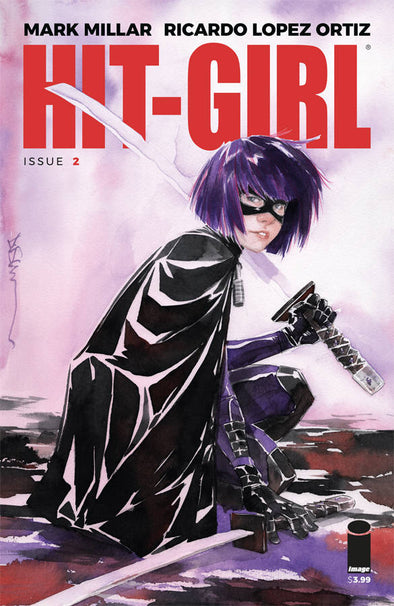 Hit-Girl (2018) #02 (Dustin Nguyen Variant)
