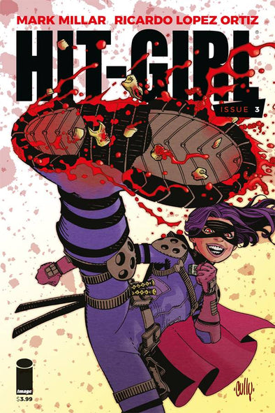 Hit-Girl (2018) #03 (Cully Hamner Variant)