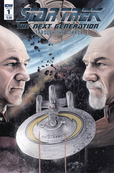 Star Trek TNG: Through the Mirror (2018) #01