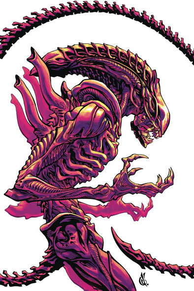 Aliens: Dust to Dust (2018) #02 (D'Anda Variant)