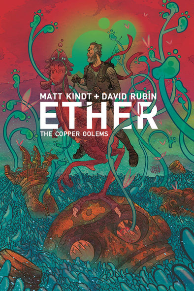 Ether: Copper Golems (2018) #01