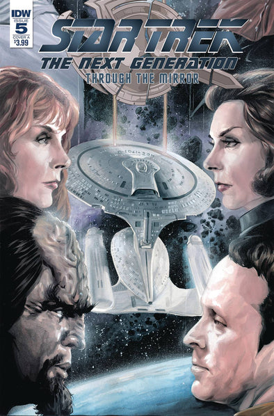 Star Trek TNG: Through the Mirror (2018) #05