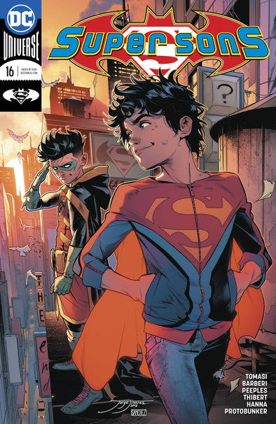 Super Sons (2017) #16