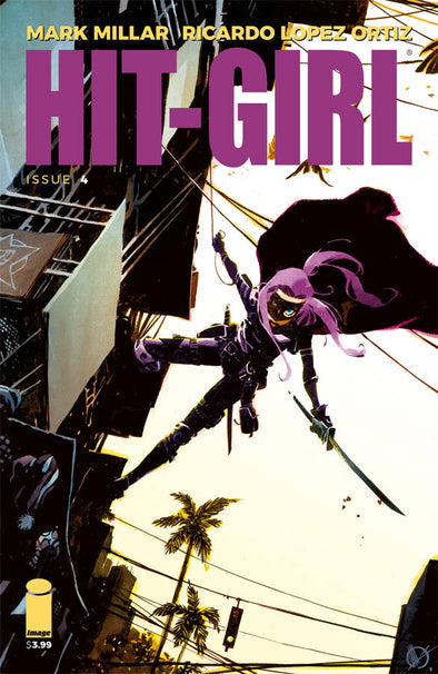 Hit-Girl (2018) #04 (Scalera Variant)