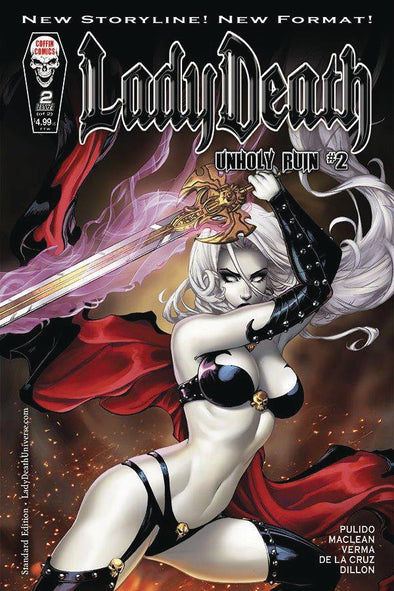 Lady Death Unholy Ruin (2018) #02