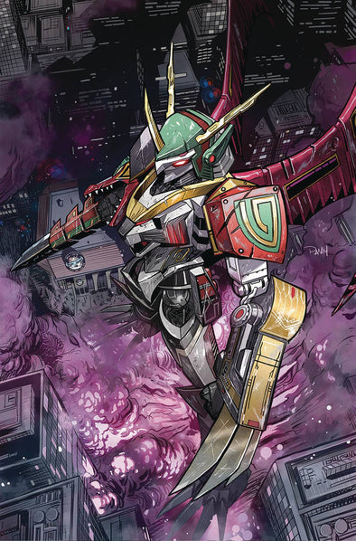 Go Go Power Rangers (2017) #10
