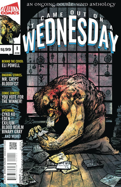 It Came on a Wednesday (2018) #01