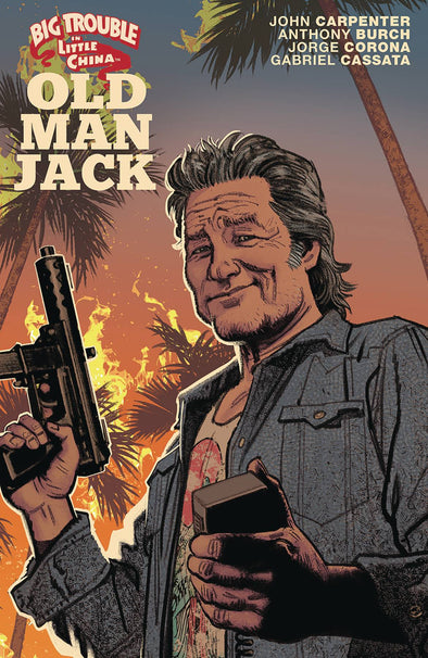 Big Trouble in Little China Old Man Jack TP Vol. 01