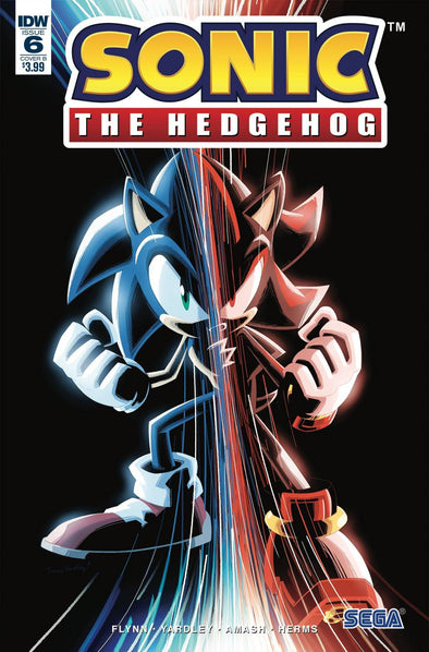 Sonic the Hedgehog (2018) #06 (Cover B)