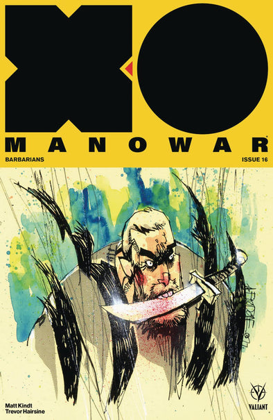 X-O Manowar (2017) #16 (Jim Mahfood Variant)