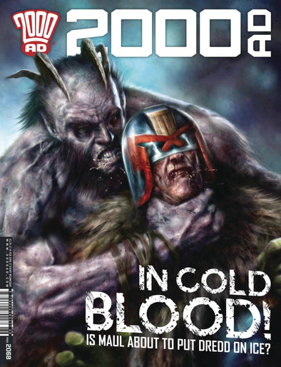2000 AD Pack June 2018