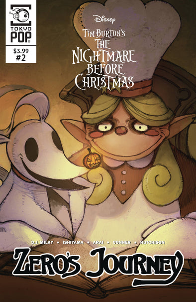Nightmare Before Christmas: Zero's Journey (2018) #02