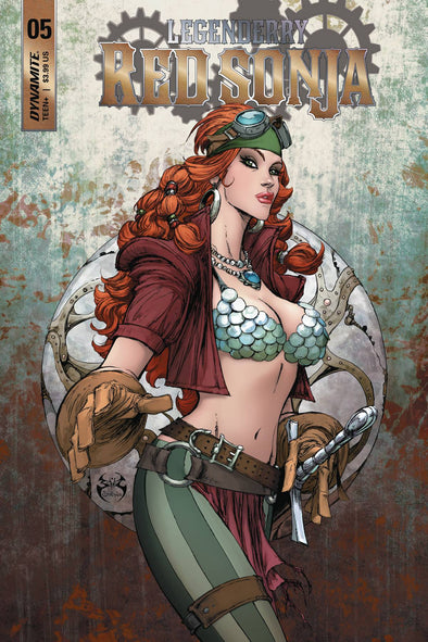 Legenderry Red Sonja (2018) #05