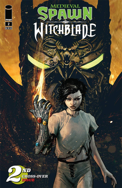 Medieval Spawn and Witchblade (2018) #02