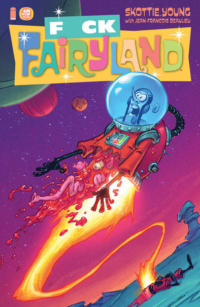 I Hate Fairyland (2015) #19 (F*** Fairyland Variant)