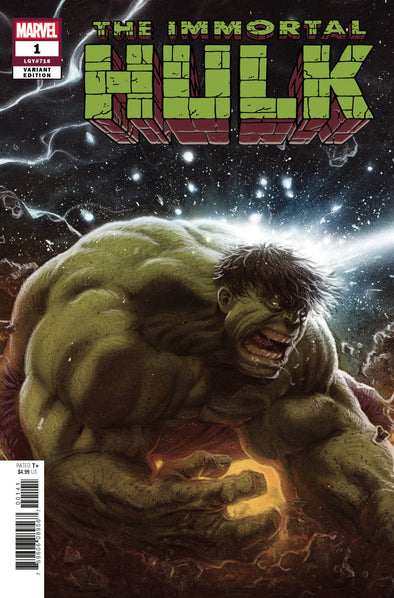 Immortal Hulk (2018) #01 (Kaare Andrews Connecting Variant)
