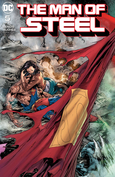 Man of Steel (2018) #05