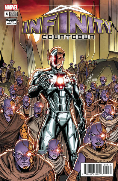 Infinity Countdown (2018) #04 (Lim Variant)