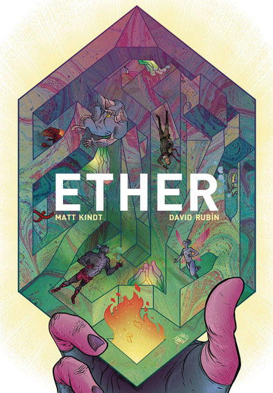 Ether: Copper Golems (2018) #02