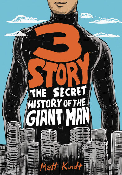 3 Story: the Secret History of the Giant Man GN