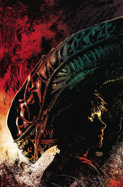 Aliens: Dust to Dust (2018) #03