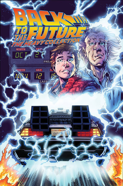 Back to the Future TP Vol. 01 The Heavy Collection