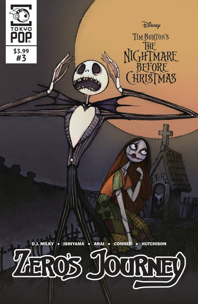 Nightmare Before Christmas: Zero's Journey (2018) #03