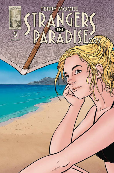 Strangers in Paradise XXV (2018) #05