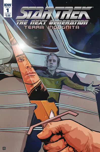 Star Trek TNG: Terra Incognita (2018) #01