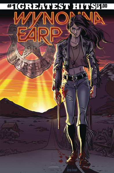 IDW Greatest Hits: Wynonna Earp (2016) #01