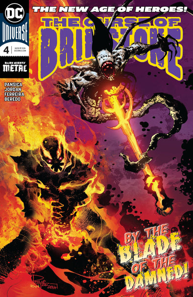 Curse of Brimstone (2018) #04