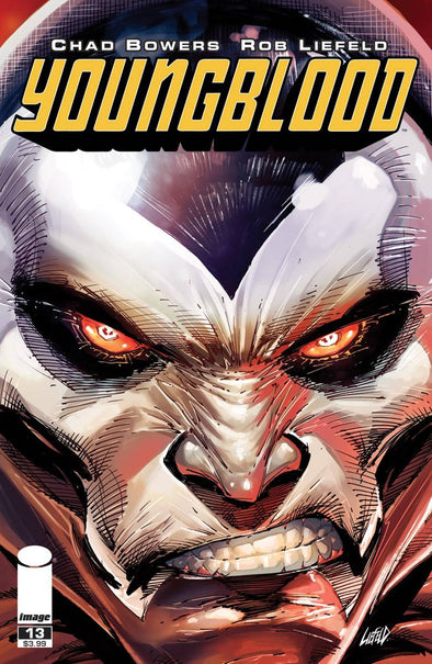 Youngblood (2017) #13